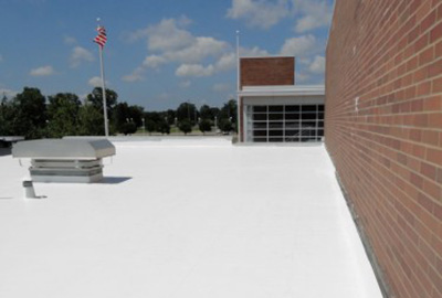 St Louis Roofing Contractor Tremco Offers Fluid Applied Roofing Systems In St Louis Mo